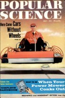 Cars Without Wheels, July 1959