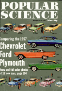 Comparing the 1957 Chevrolet Ford Plymouth